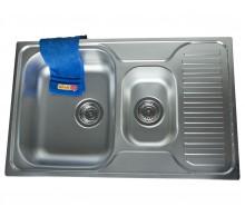 Кухонная мойка PRINCESS 800.500 11/2 B 1D
